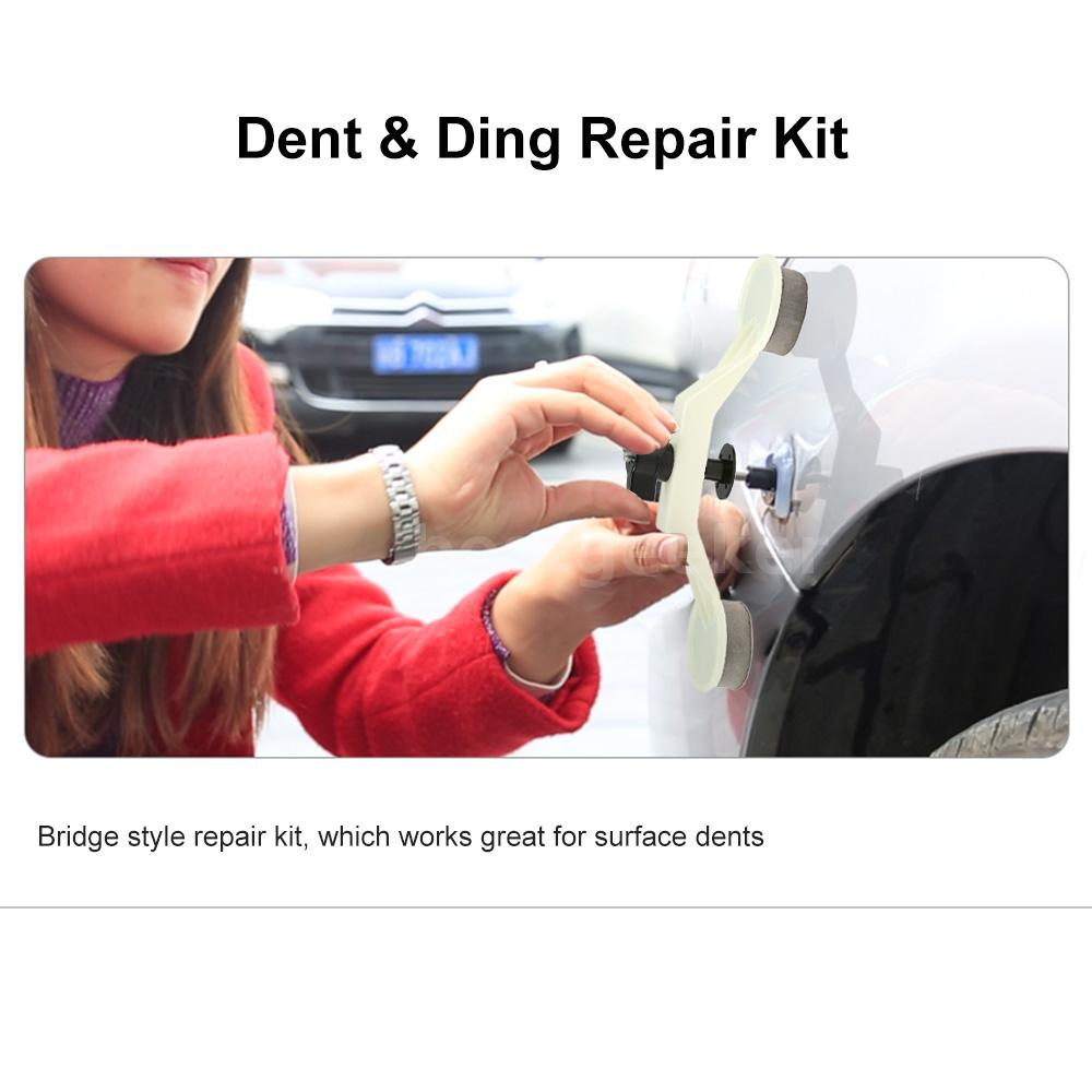Car Motorcycle Dent Amp Ding Diy Repair Kit Dent Removal